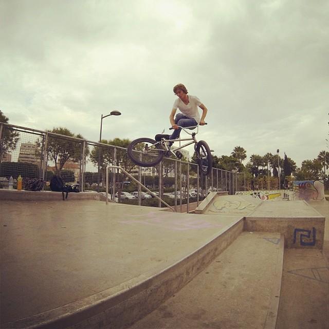 #whip #bmx #cy# @sparrow266 #skatepark #fun #time #awesome#