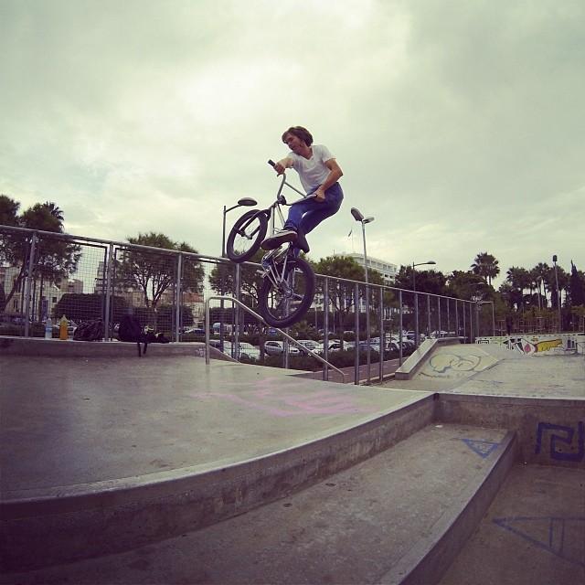#turndown #bmx #cy# @sparrow266 #skatepark #fun #time #awesome#