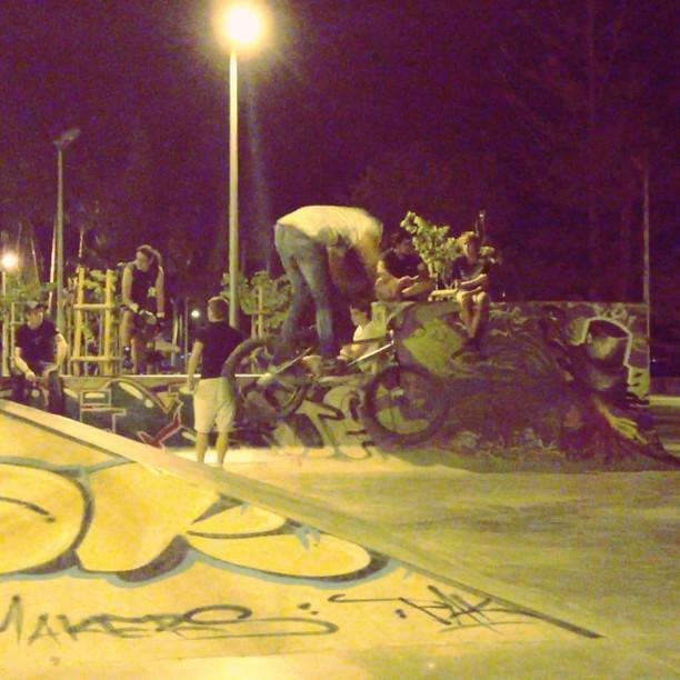 #bmx #1st #360 #bar #to #faki #seag #yolo #ride #street #skatepark #cy #cyprus #bp