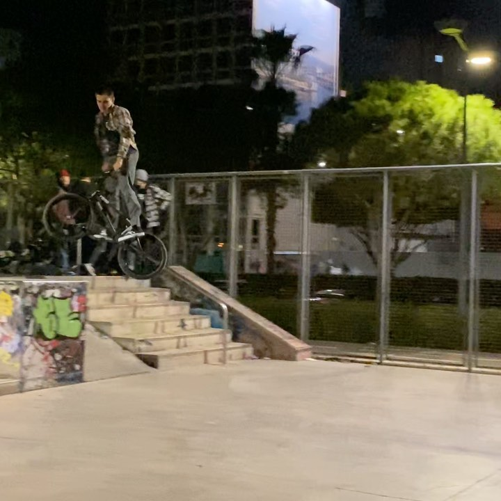 Long time passed since we posted dope videos, therefore let's keep updated Cyprus BMX…