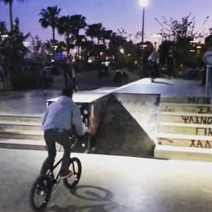 Slow motions with @engineerfpv #bmx #cyprusbmx #bmxlife #videooftheday #limassol #cyprus