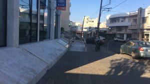 @vadym_voloshyn and @stas_sym in the streets of Limassol #cyprusbmx #teamislandrider #limassol #bmxstreet #odessariders