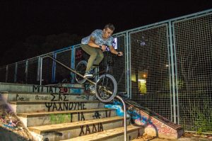 Crooked by @ilyalandskoi #bmx #cyprusbmx #photooftheday