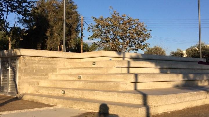 Quick 360 on the new spot ️ @spirit_kkill . @teamislandbmx @rideonbmx @satan_shop_bmx . #odessabmx…