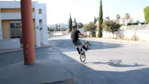 Funny fail by @dkapone7 #tobecontinued #bmx #cyprusbmx