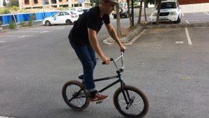 @vadym_voloshyn jibing in Pafos️ #teamislandrider #bmxstreet #odessabmx #pafostrip #chill #persik #goodtimes #cyprusbmx